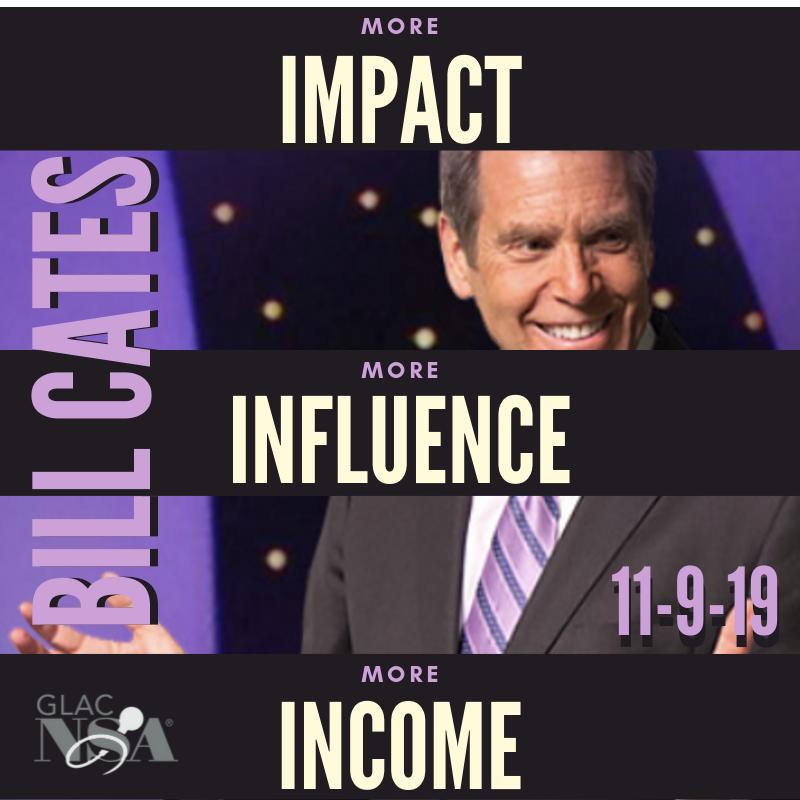 2019 Nov 9 Bill Cates Event Video