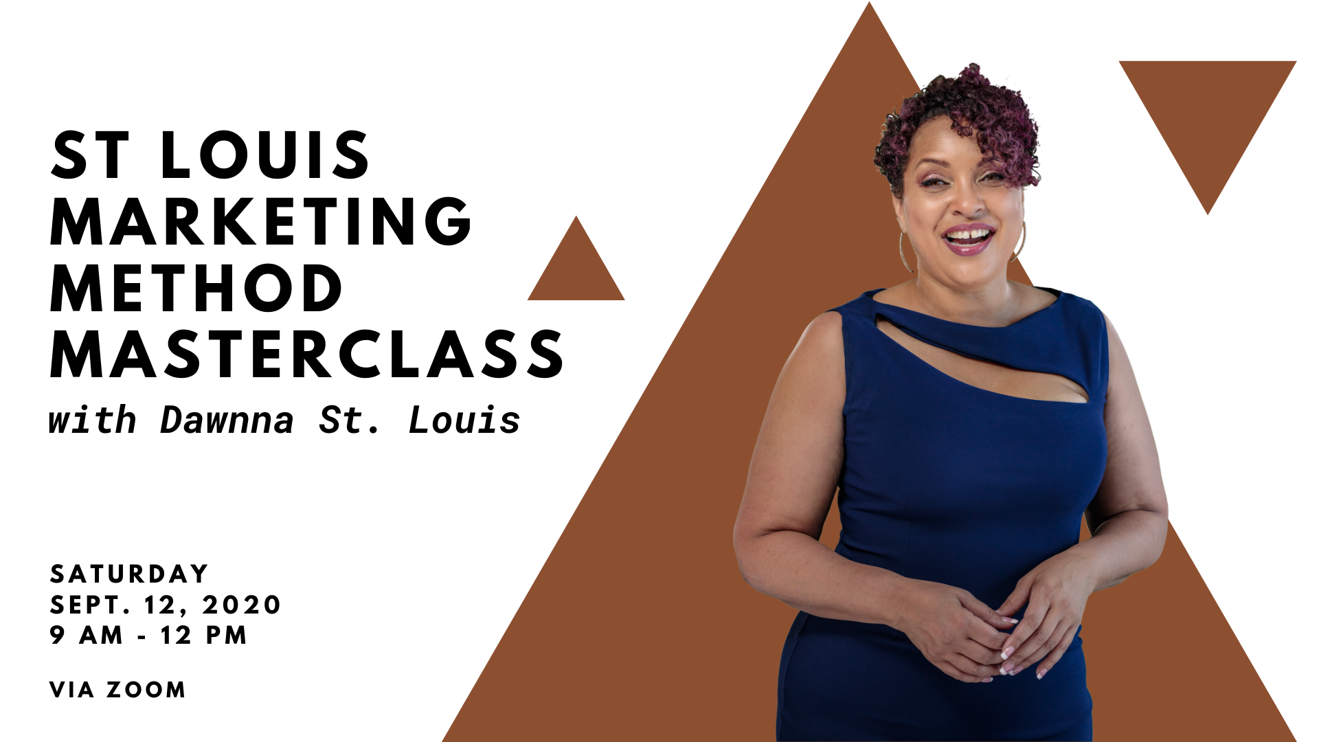 2020 Sep 12 Dawnna St Louis Event Video