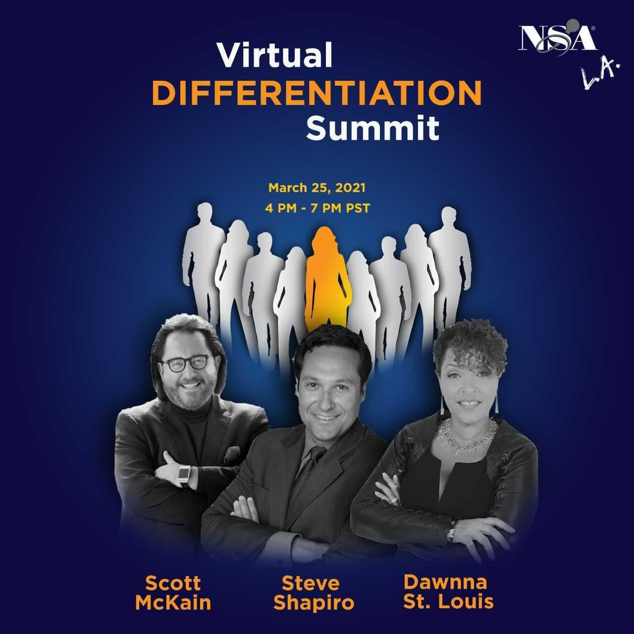 2021 Mar 25 Virtual Differentiation Summit Video